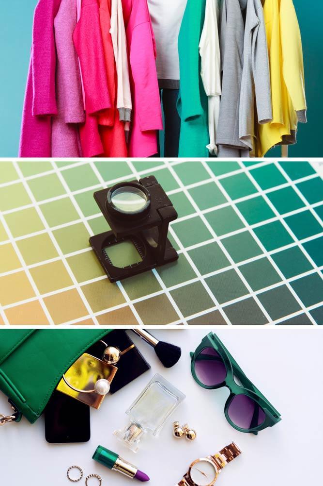 Persönliche Farbberatung