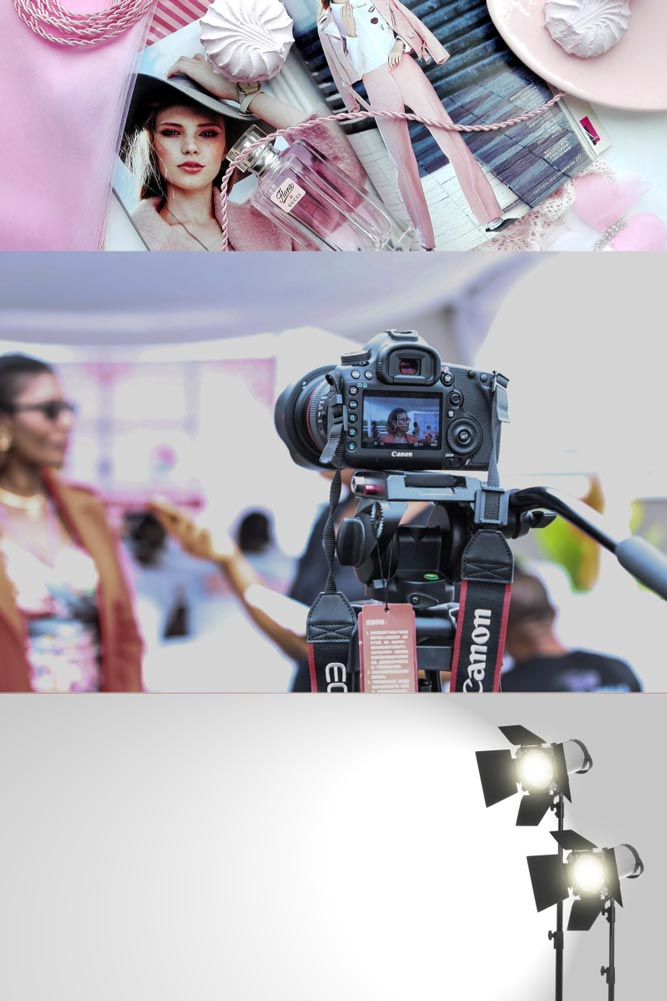 Styling & Fotoshooting